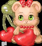 Commission for jesslovejoy - Cherry by danigpam