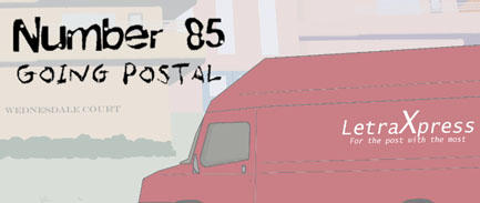 No. 85 - Going Postal WMV ver. by caat