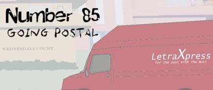 No. 85 - Going Postal WMV ver.