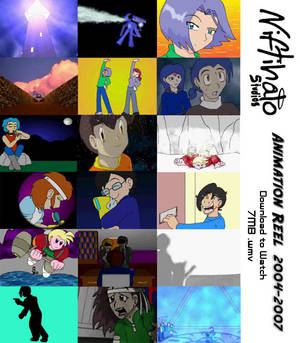 NS Animation Reel