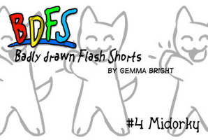 BDFS4 - Midorky by caat