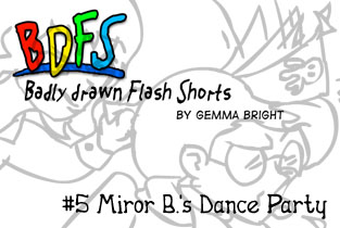 BDFS5 - Miror B's Dance Party by caat