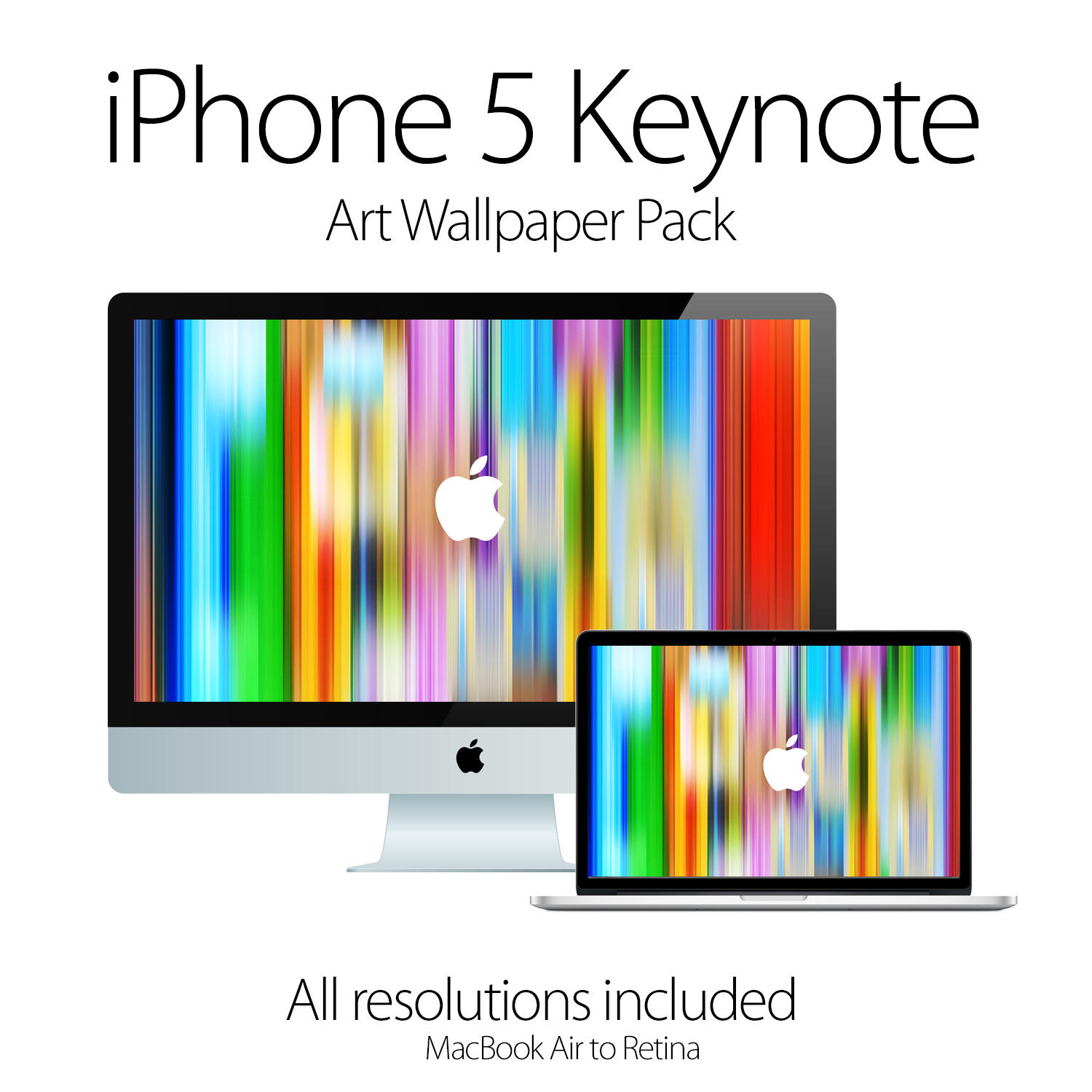 iPhone 5 Keynote Art Wallpaper by art-e-fact