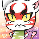 ACNL -- Animated Kabuki (free icon)
