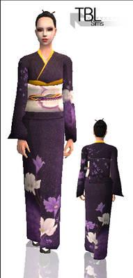 Kimono for Sims 2