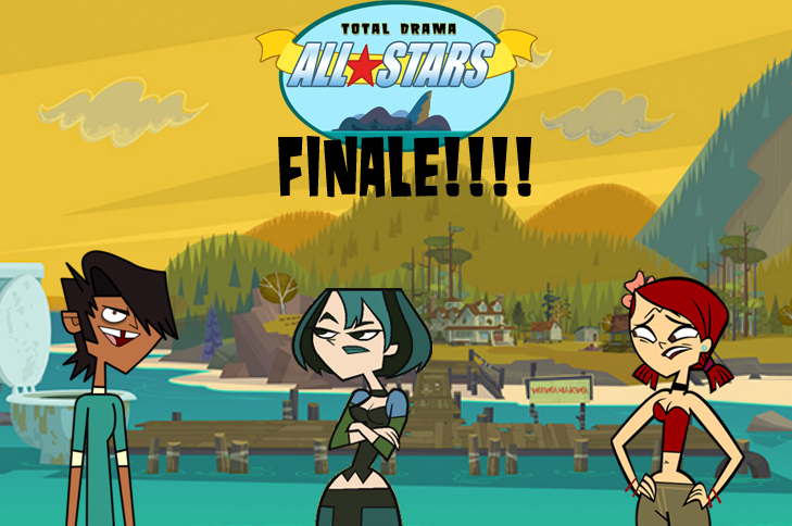 Are gwen and duncan dating in total drama all stars