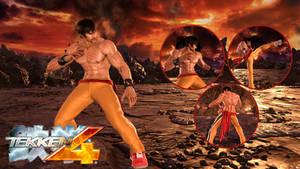 Tekken 4 Inspired Marshall Law