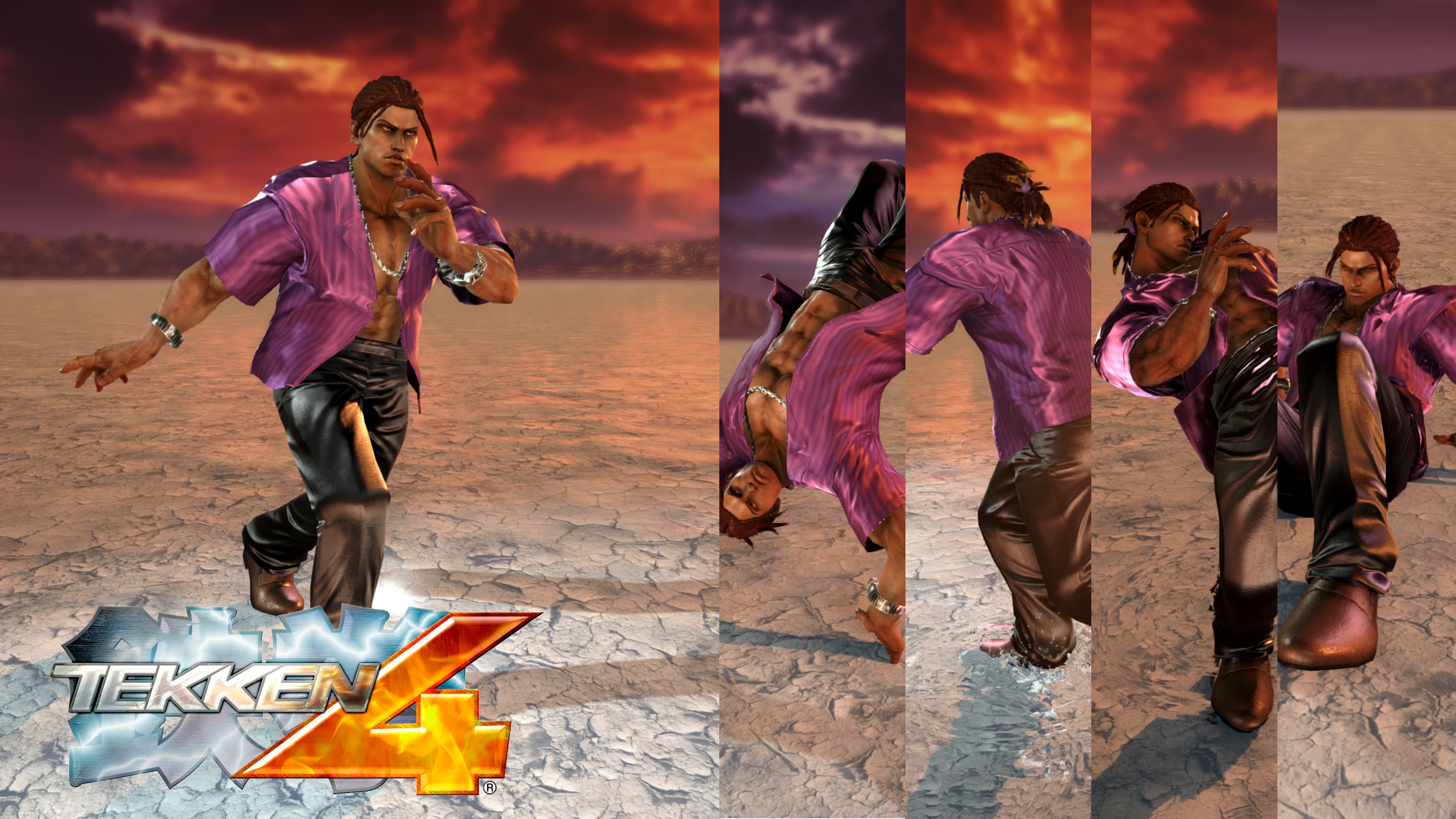 tekken 4 inspired eddy gordo by thei3arracuda on deviantart tekken 4 inspired eddy gordo by
