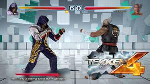 Tekken 4 Reborn HUD [1.1 UPDATE]