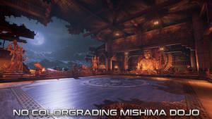 Mishima Dojo No Colorgrading