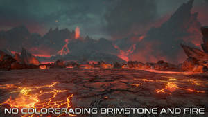 Brimstone and Fire No Colorgrading