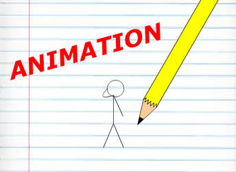 Drawn Stick Figures (Animation) by Lengieal
