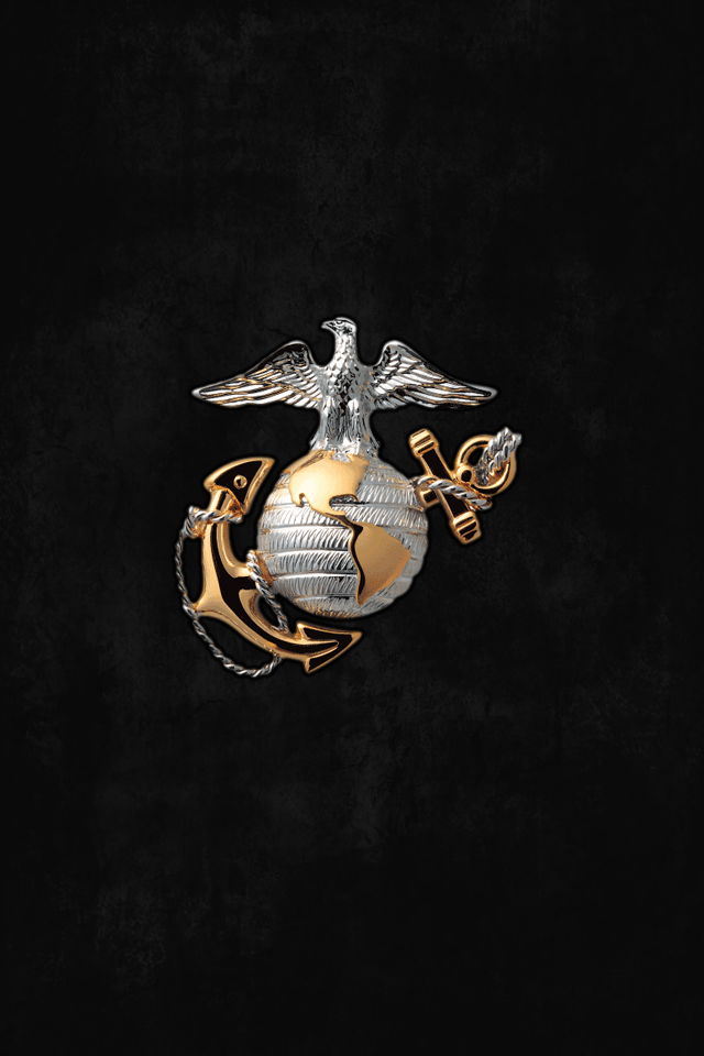 marine corps iphone wallpaper by thewill on deviantart