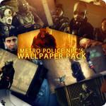 Metropolice NPCs Wallpaper Pack