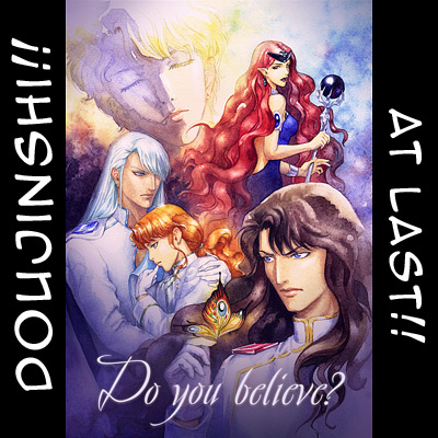 Do you believe? (sailor moon fan comics) by kir-tat