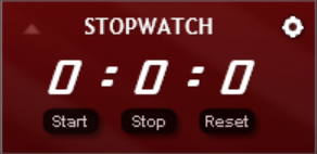Stopwatch 1 by talofaman