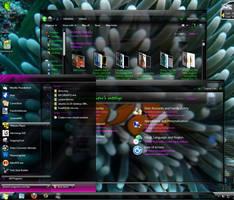 New Wave Nature -32bit Laptp Win7 Transparency thm