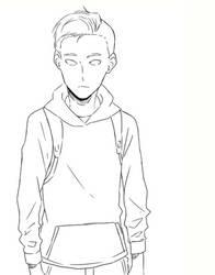 Ghost Boy : Kuro Shinozaki Style!