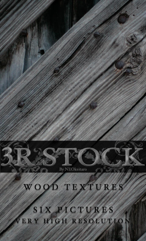 3R Stock - Wood Textures by NEOkeitaro