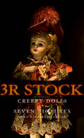 3R Stock - Creepy Dolls
