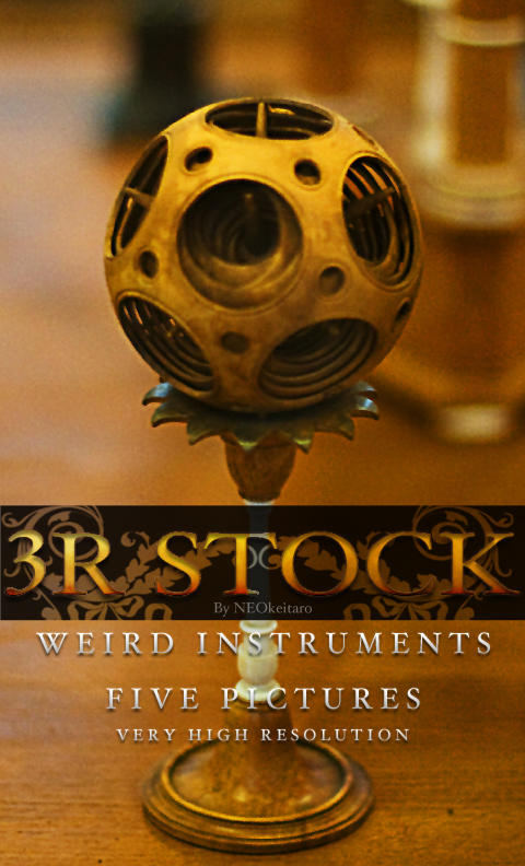 3R Stock - Weird Instruments by NEOkeitaro