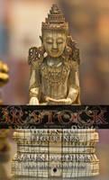 3R Stock - Oriental Figurines