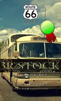 3R Stock - Vintage Bus by NEOkeitaro