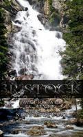 3R Stock - Waterfall + River