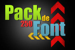 pack free font