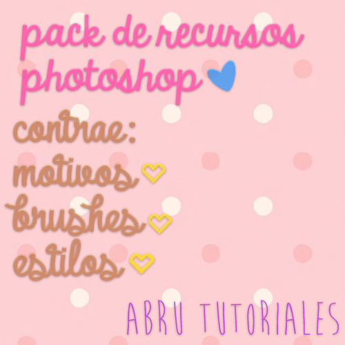 Recursos Para Photoshop by AbruTpqpEditions