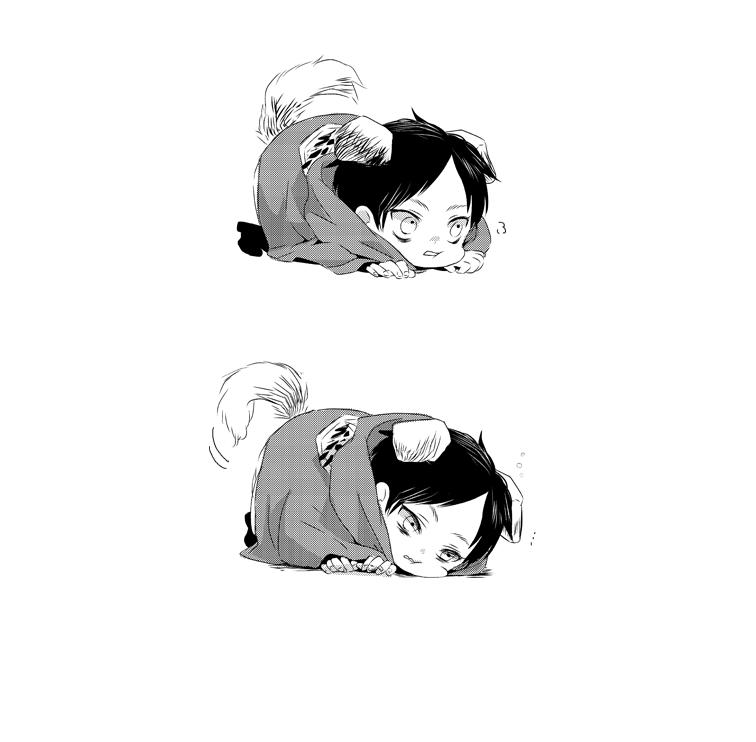 Dog X Cat Reader Lemon