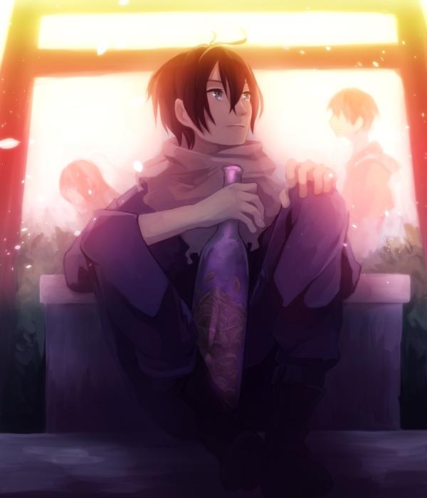 Sixth sense yato x sick reader by thenobodyofasoldier on deviantart