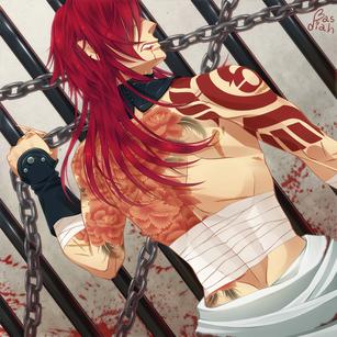 Beast [Yandere!Beast!Koujaku x Reader] by ...