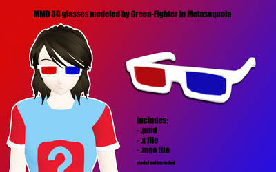 6fb0b72ade05b Arkenidae 191 26 MMD 3D glasses v2+DL by Fina-Nz