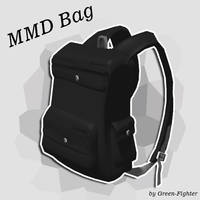 MMD Bag v1.1+DL by Fina-Nz