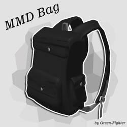 MMD Bag v1.1+DL by Fina-Nz