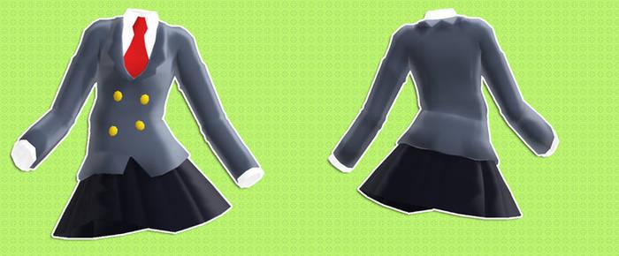 MMD Uniform v0.1 beta+DL