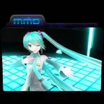 MikuMikuDance Windows icon