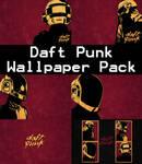 Daft Punk Wallpaper Pack