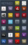 Refined CS3 Icons