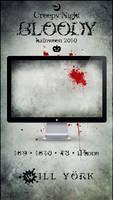 Bloody - Halloween 2010