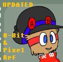 8-Bit + Pixel Reference