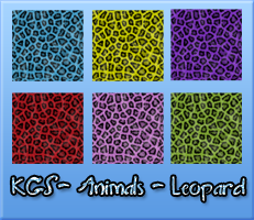 KGS-Animals-Leopard Patterns by shopkgsdotcom