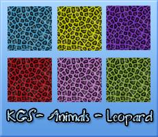 KGS-Animals-Leopard Patterns by shopkgsdotcom
