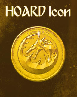 Hoard Game Icon by bfrheostat