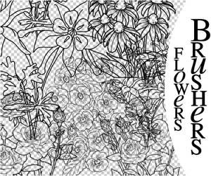 Flowers Brushers