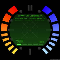 Goldeneye Watch Template