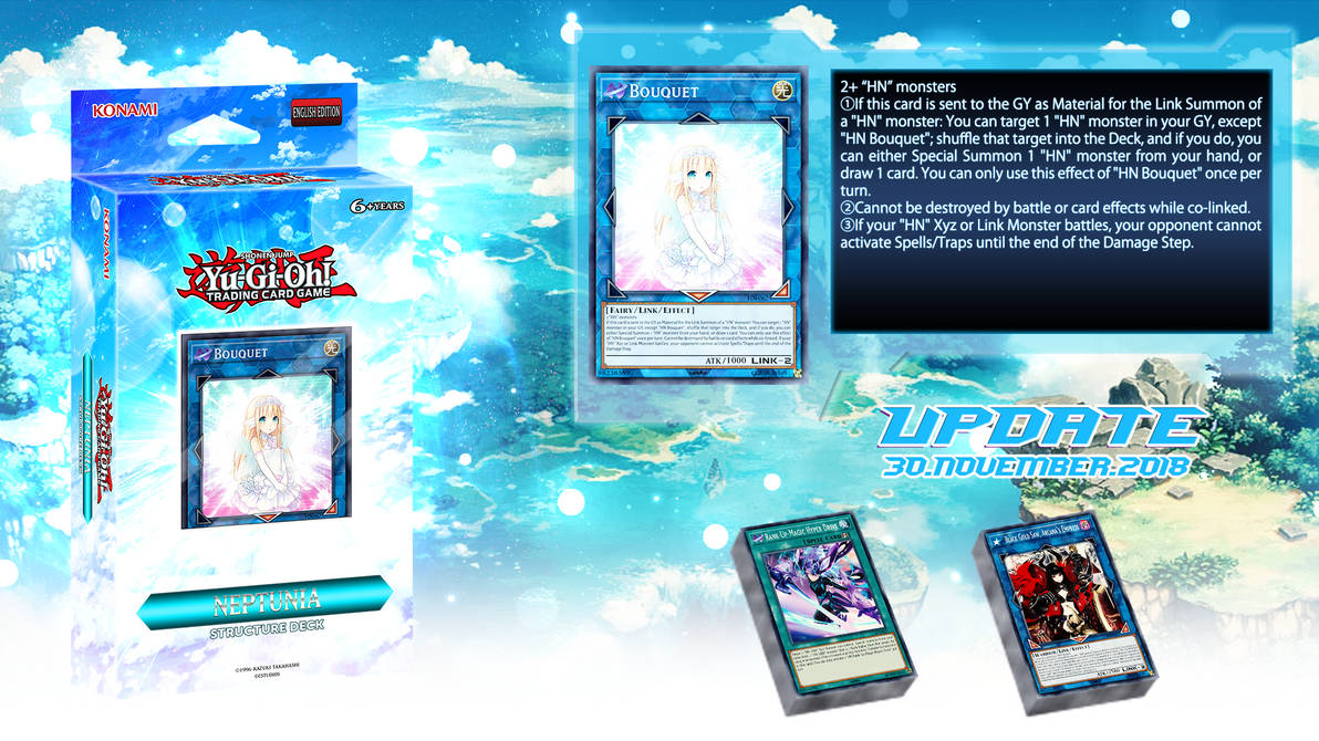 C YGO Update-30 November 2018+Download (OUTDATED) by XyLeS09 on