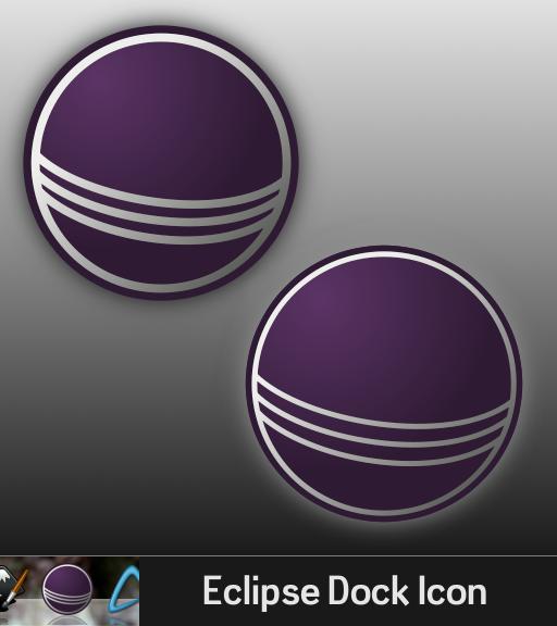 Eclipse Dock Icon by nickmitchell