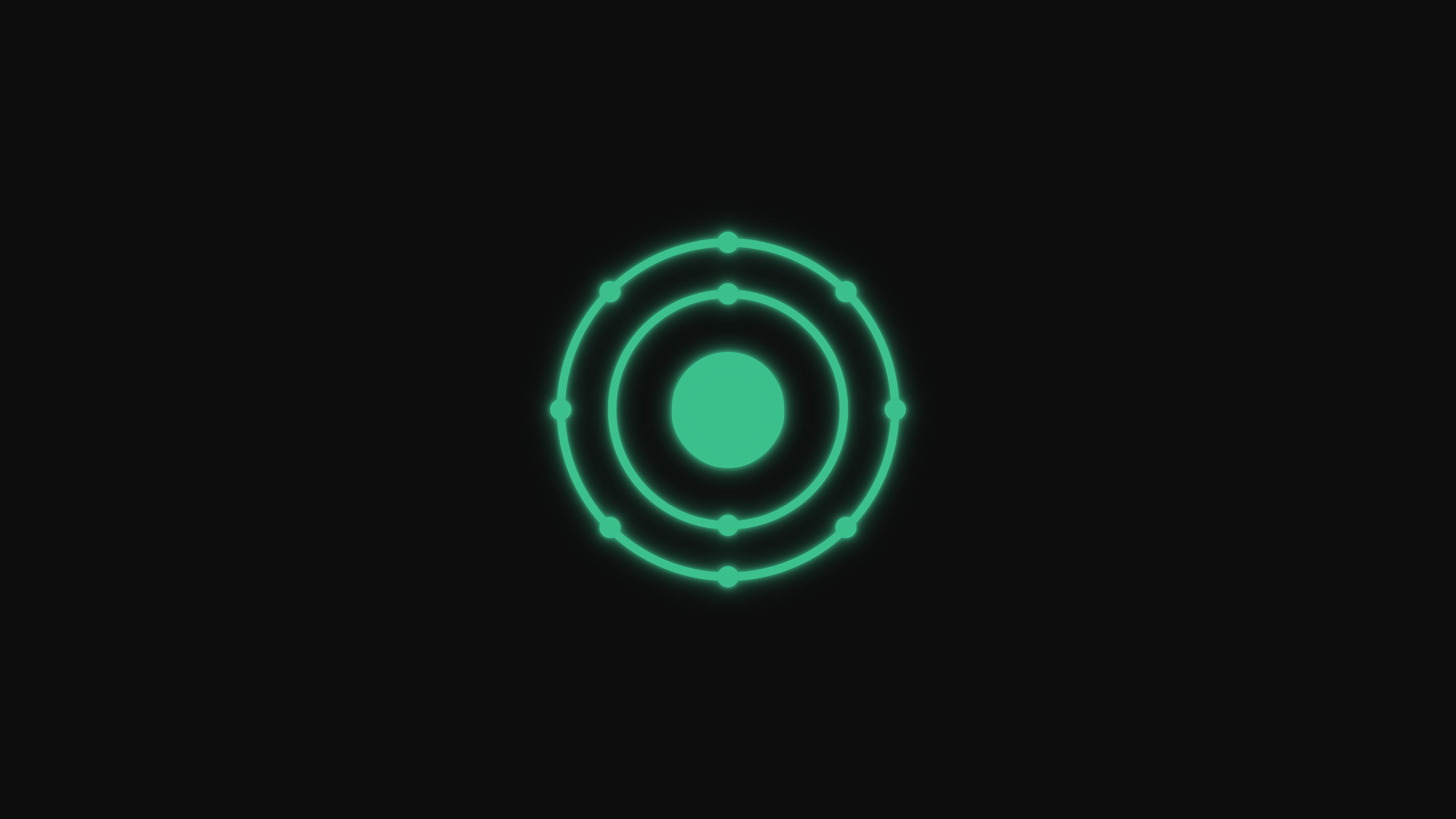 KDE Neon Logo Wallpaper 3840x2160 by ...